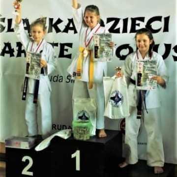 Dwa medale zawodniczki KK Randori