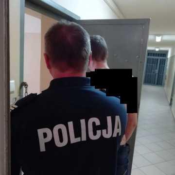 Bełchatów: zniszczył wystawową ladę, został zatrzymany