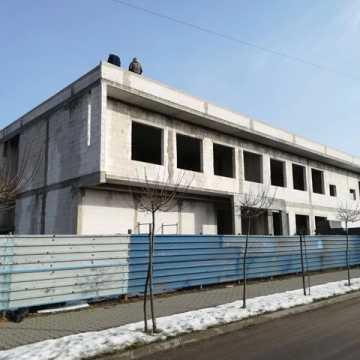 W Gomunicach trwa budowa nowego przedszkola
