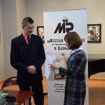Promocja książki Tomasza Michała Kolmasiaka