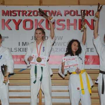 Brąz Mistrzostw Polski dla Weroniki Mazur