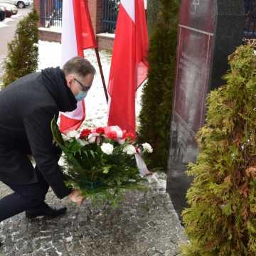 Władze Radomska i powiatu upamiętniły Ofiary Holocaustu