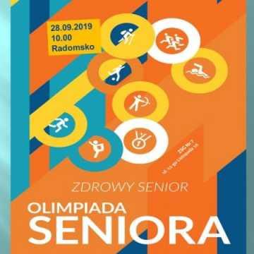 """Olimpiada dla Seniorów """"Zdrowy Senior"""""""