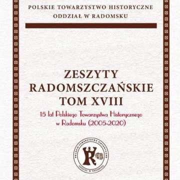 """Nowe """"Zeszyty Radomszczańskie"""" już na początku grudnia"""