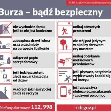Alert SMS dla radomszczan