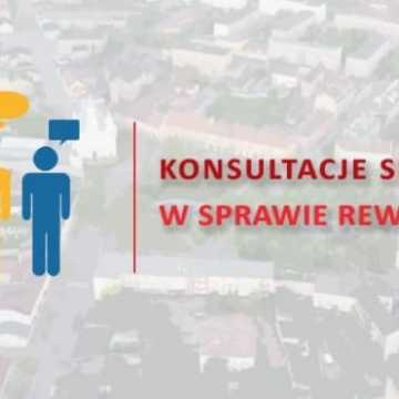 Konsultacje społeczne w sparwie rewitalizacji