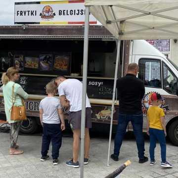 """W Radomsku rozpoczął się """"Przystanek Food Truck"""""""