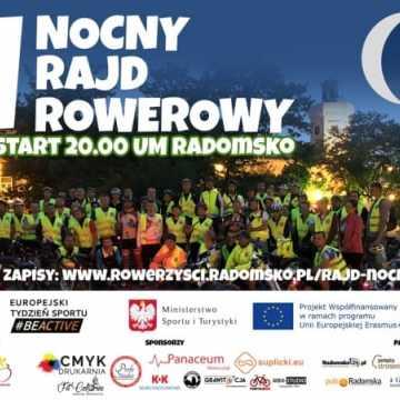 Zbliża się II Rajd Nocny w Radomsku