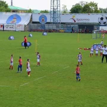 Piłkrskie urodziny RAP Radomsko przy Brzeźnickiej
