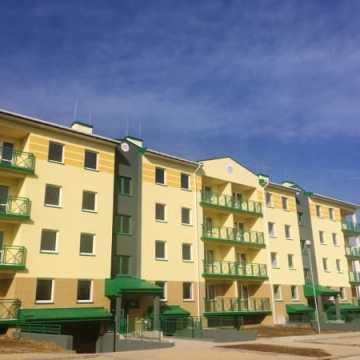 Nowy blok na Sadowej na ukończeniu