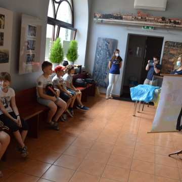 Warsztaty ekologiczne dla dzieci w Muzeum Regionalnym w Radomsku