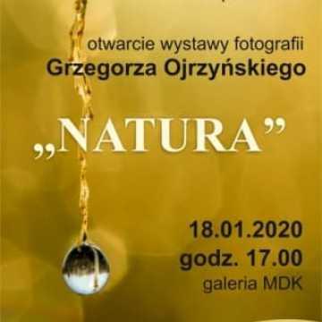 Zaproszenie na wystawę fotografii Grzegorza Ojrzyńskiego