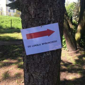 W powiecie radomszczańskim wygrał Andrzej Duda