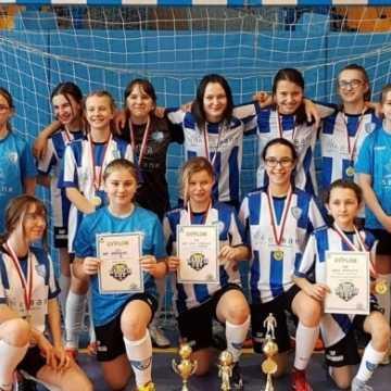 Pierwsze turniejowe zwycięstwo RAP Girls Radomsko
