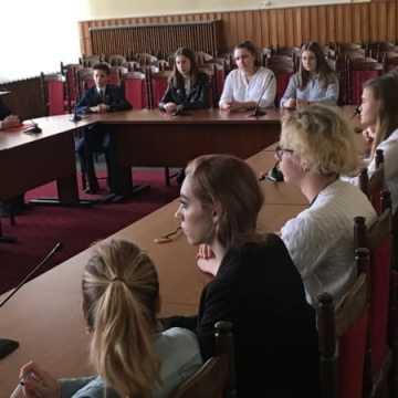Pierwsze plany i pomysły Młodzieżowej Rady Miasta