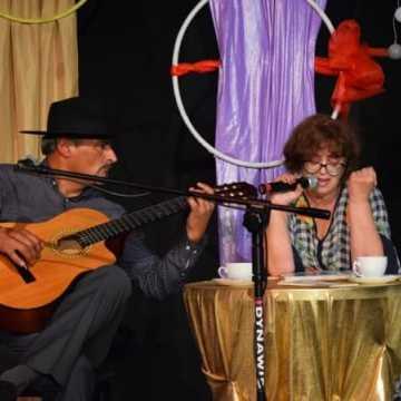 Wieczór muzyki i poezji romskiej w MDK w Radomsku