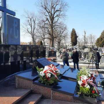 """Upamiętnili rocznicę śmierci gen. Stanisława Sojczyńskiego """"Warszyca"""""""