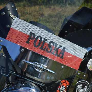 Motocyklowy zlot nad Zalewem w Zakrzówku Szlacheckim