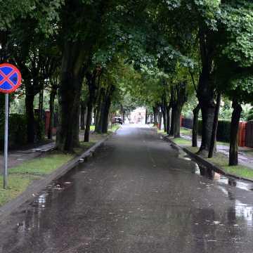 Piotrków Tryb. ruszyły prace przy ul. Staszica. Droga została zamknięta