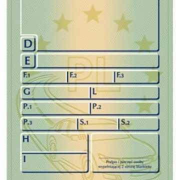 Od 11 lipca nowe tablice rejestracyjne