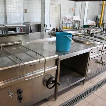Piotrków Tryb.: SP2 z nową kuchnią i stołówką