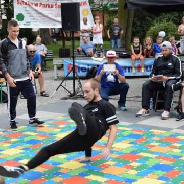 Breakdance na placu 3 Maja