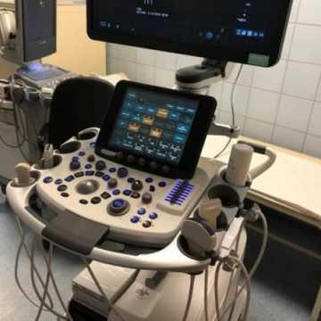 Szpital w Radomsku ma nowy aparat do badań USG