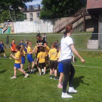 Maluchy rywalizowały w Spartakiadzie Przedszkolaka