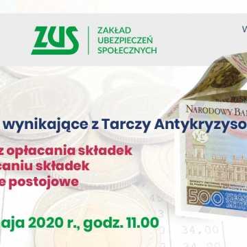 Webinarium z ZUS