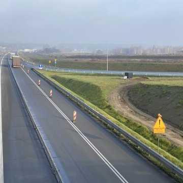 2+2 już na kolejnych 7 km budowanej autostrady A1