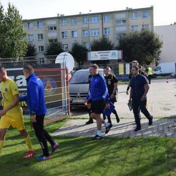 Nowy sztab szkoleniowy RKS Radomsko. Trenerem trzecioligowców Marcin Bryś