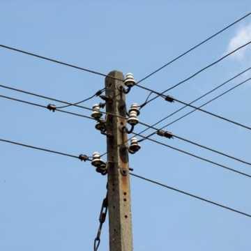 Przerwy w dostawie prądu na terenie powiatu
