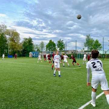 Sporting Radomsko wygrywa wysoko w Wieluniu