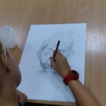 Sztuka rysowania karykatur