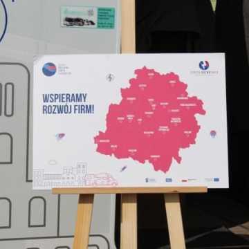 Do Radomska zawitał Kamper Łódzkiej Specjalnej Strefy Ekonomicznej