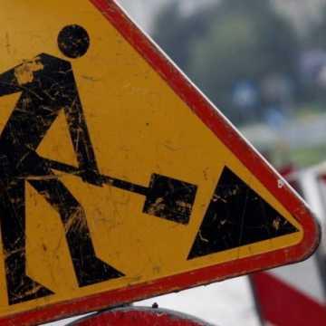 Utrudnienia na A1 w okolicy Napoleonowa. Trwa naprawa nawierzchni