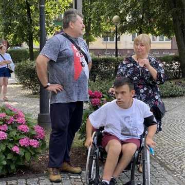Młodzież Wszechpolska ułożyła ze zniczy kotwicę powstańczą