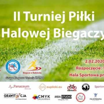 Zaproszenie II Halowy Turniej Biegaczy w Radomsku