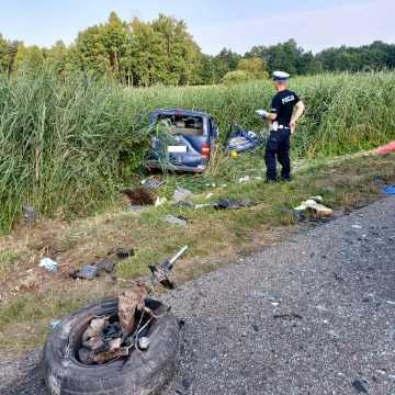 Nie żyje jedna z ofiar wypadku w Wygodzie