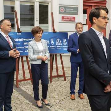 Minister pracy podsumowała w Łodzi Tarczę Antykryzysową