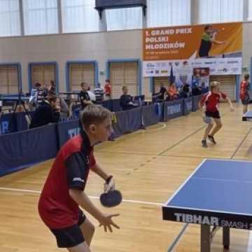 Zawodnicy z UMLKS Radomsko na turnieju w Gliwicach