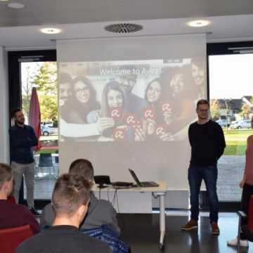 Młodzi informatycy z ZSE-E Radomsko z zagranicznym doświadczeniem