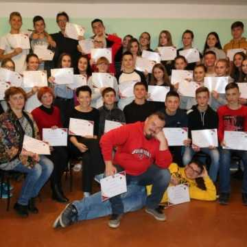 Razem możemy wszystko czyli młodzież z Radomska na Ukrainie
