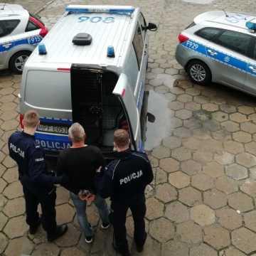 Ponad 16 kilogramów narkotyków oraz poszukiwany dwoma listami gończymi w rękach bełchatowskiej policji