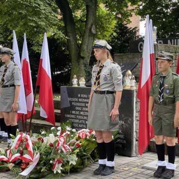 [WIDEO] Mieszkańcy Radomska oddali hołd powstańcom warszawskim
