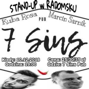 Stand-up w Radomsku
