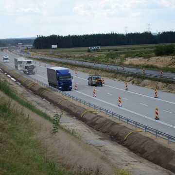 Ruszył odcinkowy pomiar prędkości na odcinku A1 od Kamieńska do obwodnicy Częstochowy