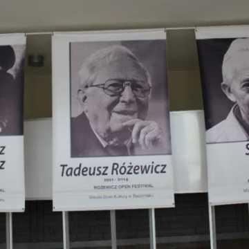 O Różewicz Open Festiwal na antenie radiowej \\\
