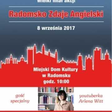 Finał Radomsko Zdaje Angielski z Arleną Witt