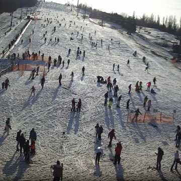 Jak wygląda sobota na stoku OSiR Góra Kamieńsk?